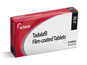 Improve erection quality and prolong love making session with Tadalafil 20 mg
